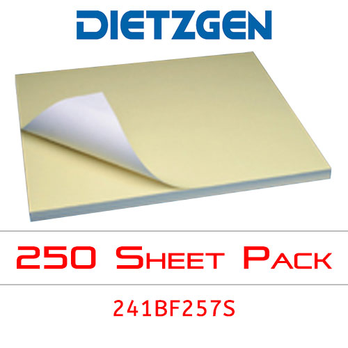 Dietzgen diazoblueline fast speed paper 24 x 36 250 sheets dietzgen diazoblueline fast speed paper 24quot x 36quot 250 sheets malvernweather Image collections