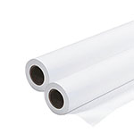 "Dietzgen Laser Printer & Copier Recycled Bond Paper, 20 lb, 22"" x 500' (2-Roll Carton) 433C22L ES4275"