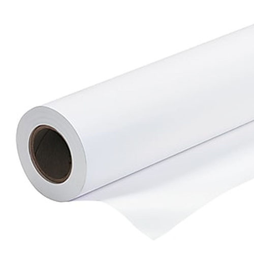 "Dietzgen 20 lb Inkjet Uncoated Recycled Bond Paper - 24"" x 150' - 1 Roll Carton - 733245"