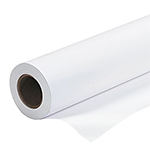 "Magic SIENA200GPSA 8mil Microporous Adhesive Gloss Photo Paper - 36"" x 50' Roll - 65817"