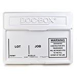 Doc-Box Permit Holder Box - Without Lock or Window - 10102 ES1881