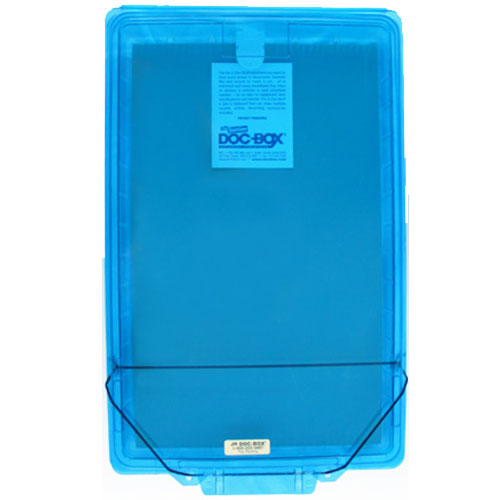 Junior Doc-Box Permit Holder Box Model 10201