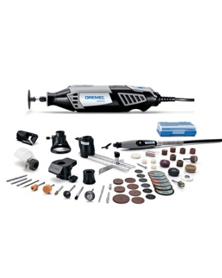Dremel 4000-6/50 - Corded Variable Speed High Performance Rotary Tool Kit ES6839