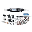 Dremel 4000-6/50 - 4000 Series Corded Variable Speed High Performance Rotary Tool Kit ES6839
