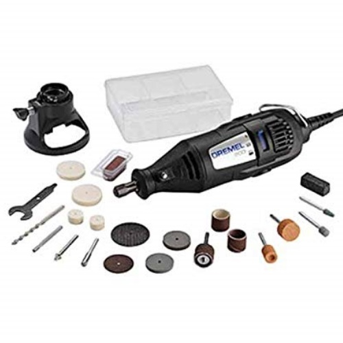 Dremel 200-1/21 - 200 Series Corded Two Speed Rotary Tool Kit ES6846