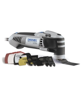 Dremel MM40-04 - Multi-Max Oscillating Tool Kit ES6862