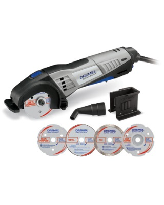Dremel SM20-02 - Corded Saw Max Tool Kit ES6868