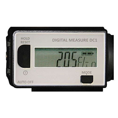 DuraWheel Digi-PRO Digital Distance Measuring Wheel Display