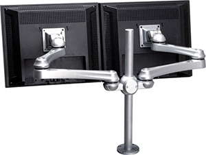 ESI 01 Series Dual Monitor Arm
