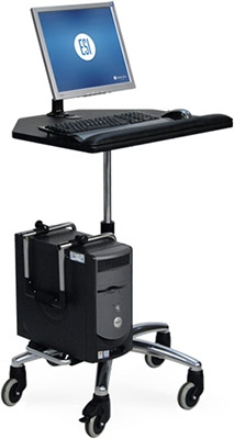 ESI WOW Workstation On Wheels