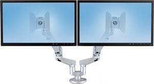 ESI Edge Series Dual Monitor Arm EDGE2