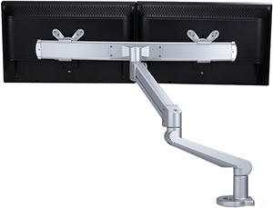 ESI Edge-Max Series Dual Monitor Arm for Heavy Monitors EDGE2-MAX