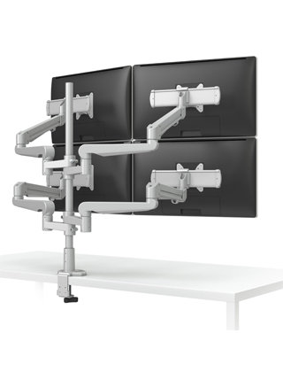ESI 4-Monitor Arm EVOLVE4-FMS ES5957