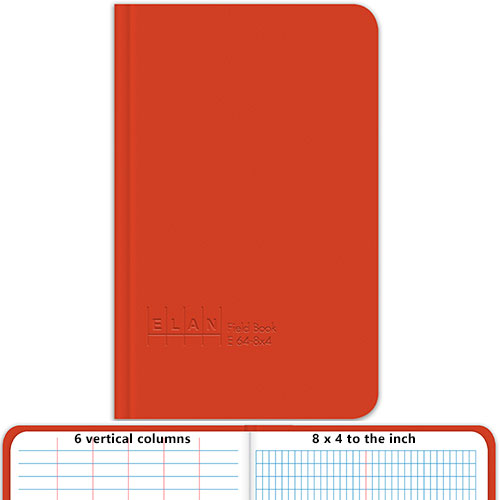 Elan Field Book E64-8x4 ES1634