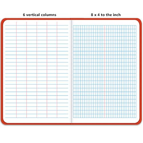 Elan Field Book E64 8x4 Surveyors Field Books Journal