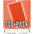 Elan Field Book E64-8x4 - 100 PACK BUNDLE ES6231