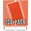 Elan Pocket-Size Level Book E64-64M - 100 PACK BUNDLE ES6235