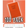 Elan Economy Field Book E64-8x4W - 100 PACK BUNDLE ES6236