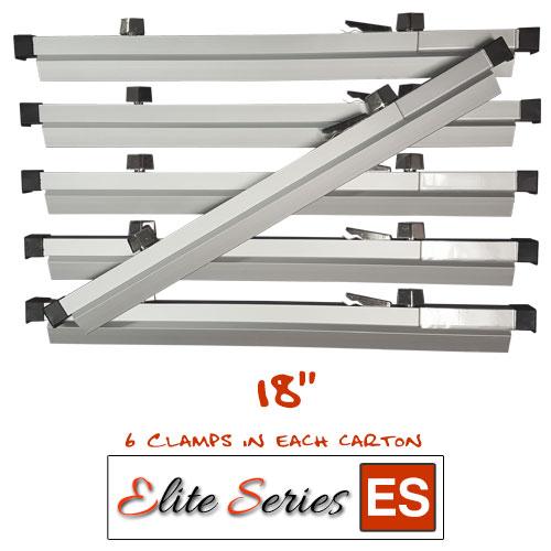 Elite series es hc18 heavy duty 18 blueprint hanging clamps elite series es hc18 heavy duty 18 blueprint hanging clamps 6 clamps with free clamp wrench malvernweather Image collections