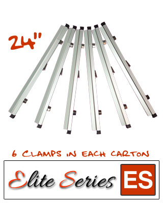 Elite series es hc24 heavy duty 24 blueprint hanging clamps 6 condition new malvernweather Choice Image