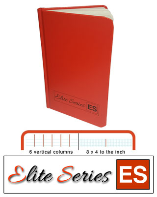 Elite Series Field Book E64-8x4 ES6910