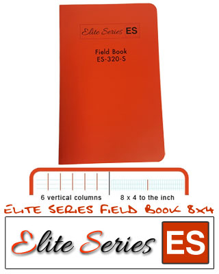 Elite Series Economy Field Book E64-8x4S ES6911
