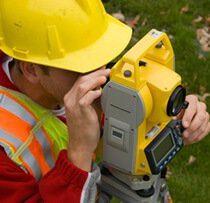 Land Surveying Equipment, Tripods, Safety Vests