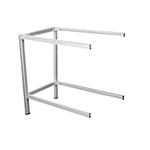 Foster Keencut M-Bench System 2' x 4' Bench Base Addition - 60994 ET10118