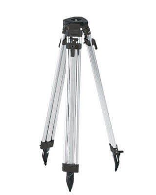 Futtura 60-ALQCI20 - Standard Weight Aluminum Flat Head Tripod with Quick Clamps ES6900