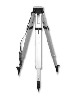 Futtura 60-ALQRI20 - Heavy Duty Aluminum Flat Head Tripod with Quick Clamps ES6901