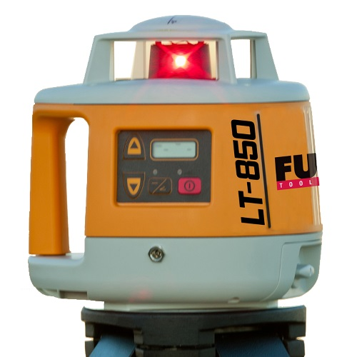 Futtura LT-850 - Self-Leveling Single Slope Rotary Laser (2 Battery Options Available)