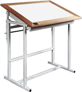 "Gagne Porta-Trace 36"" x 48"" Light Table 3648-4TC"