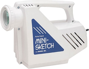 Gagne Porta-Trace Mini-Sketch Projector
