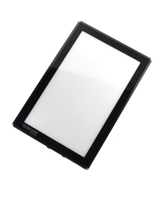 "Gagne Porta-Trace LED 16 x 18"" Light Panel - 1618LP (Black) ES6042"