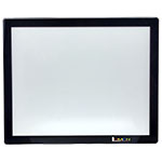 "Gagne 6"" x 9"" Lumen 2.0 LED Frameless Light Panel - Black ET10105"