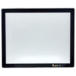 "Gagne 8"" x 11"" Lumen 2.0 LED Frameless Light Panel - Black ET10106"