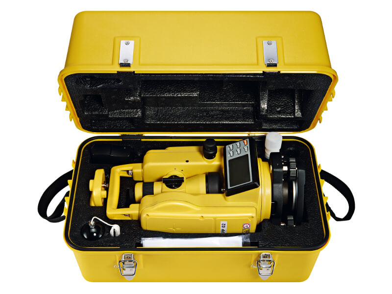 GeoMax ZIPP02 Digital Theodolite Part No 789310 ES5397