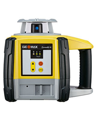 GeoMax Zone40H Series Leveling Lasers (3 Models Available) ES7112