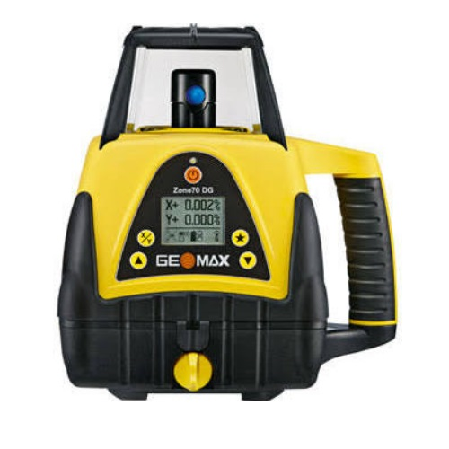 GeoMax Zone70 DG Fully-Automatic Dual Grade Laser
