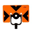 GeoMax 833620 - 6x9 Tilting Prism Mount with Fluorescent Orange Target ES7956