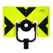 GeoMax 833621 - 6x9 Tilting Prism Mount with Fluorescent Yellow Target ES7957