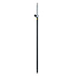 GeoMax ZPC201 - Telescopic Carbon Fiber Prism Pole - Yellow (807159) ES8664