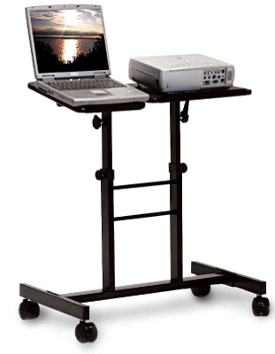 H Wilson Adjustable Height Presentation Station WPSDA ES4578