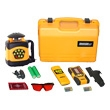 Johnson Level 40-6522 Electronic Self Leveling Horizontal & Vertical Rotary Laser Level ES1618
