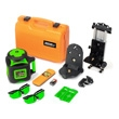 Johnson Level Electronic Self Leveling Rotary Laser Level with GreenBrite Technology 40-6546 ES1620