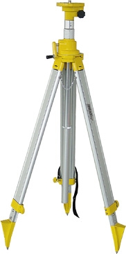 Johnson Level Heavy-Duty Elevating Tripod 40-6330
