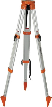 Johnson Level Aluminum Tripod 40-6340