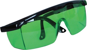 Johnson Level Green Tinted Glasses 40-6840