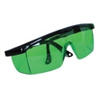 Johnson Level Green Tinted Glasses 40-6840 ES1694