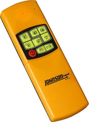 Johnson Level Replacement Remote Control 40-6740
